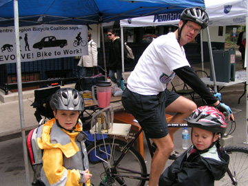 Bike To Work Week :: Images from 2006 celebrations