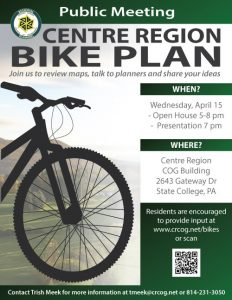 Centre Region Bike Plan